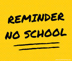 October 5th is Implementation Day - School is not in Session