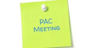 Pac Annual General Meeting - Tuesday